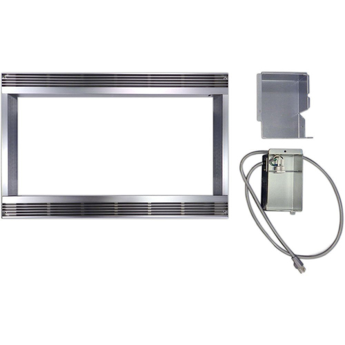 Sharp 30` Built-in Trim Kit for Sharp Microwave R-651ZS - RK52S30
