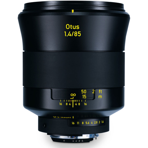 Zeiss Otus 85mm f/1.4 Apo Planar T ZF.2 Lens for Nikon F Mount