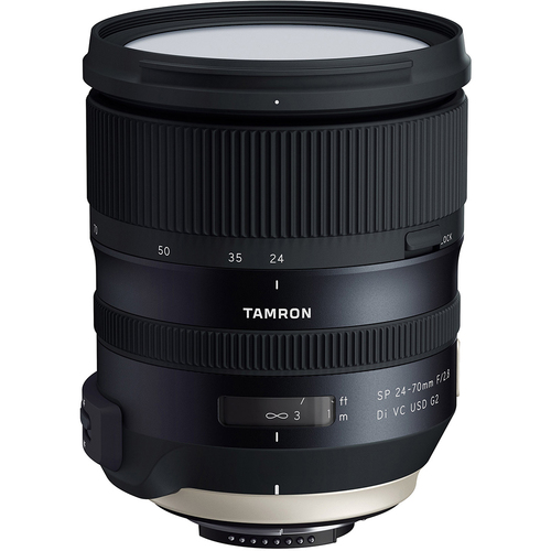 SP 24-70mm f/2.8 Di VC USD G2 Lens for Nikon Mount (OPEN BOX)