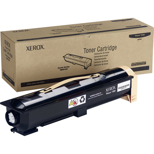 Xerox Black Toner Cartridge for Phaser 5550 - 106R01294
