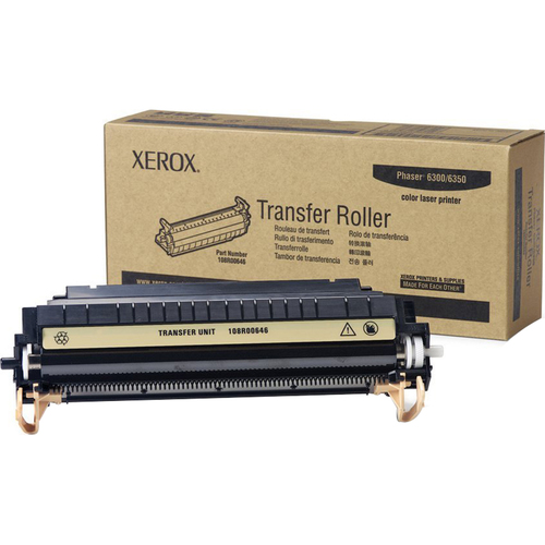 Xerox Transfer Roller for Phaser 6300/6350/6360 - 108R00646