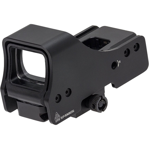 UTG 3.9` Reflex Sight with Red/Green Illuminated Circle-dot Reticle - SCP-RDM39CDQ