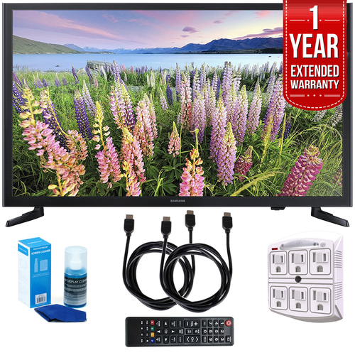 Samsung UN32J5003 - 32-Inch  Full HD 1080p LED HDTV (2015) with 1 Year Extended Warranty
