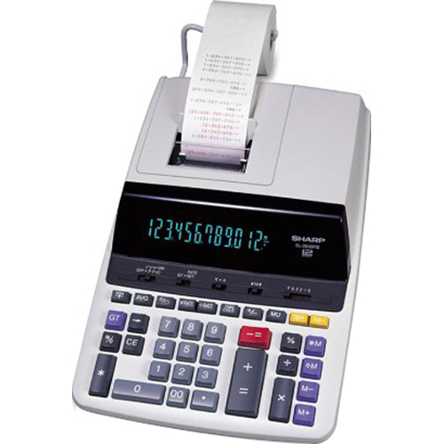 Sharp Sharp Heavy Duty Printing Calc