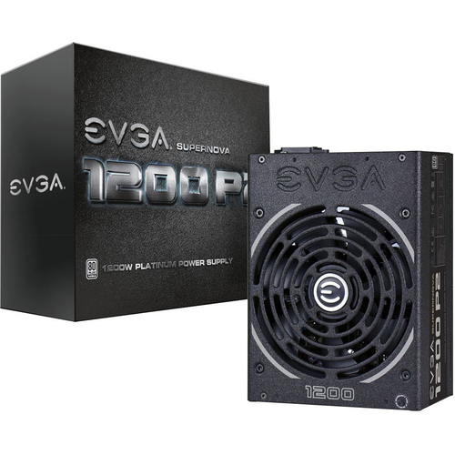 EVGA SuperNOVA 1200W P2 80 Plus Power Supply Unit - 220-P2-1200-X1