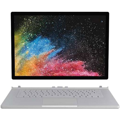 Microsoft HNR-00001 Surface Book 2 15` Intel i7-8650U 16/256GB 2-in-1 Touch Laptop