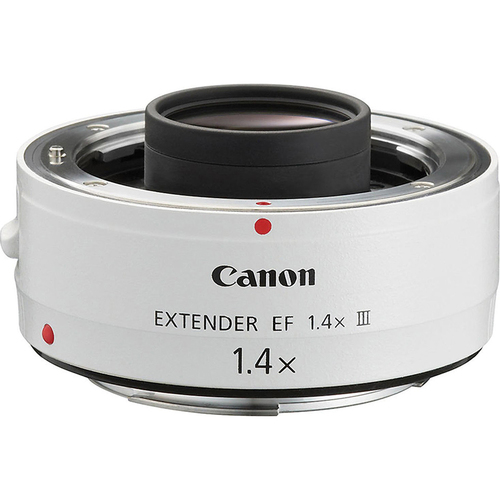 Canon EF 1.4X III Telephoto Extender for Canon Super Telephoto Lenses (OPEN BOX)