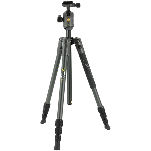 VEO 2 204AB Aluminum Travel Tripod with Ball Head
