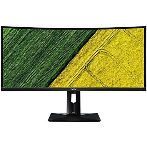 Acer UM.CC0AA.001 CZ340CK bmiippphx 34` Curved UltraWide QHD IPS LED Monitor