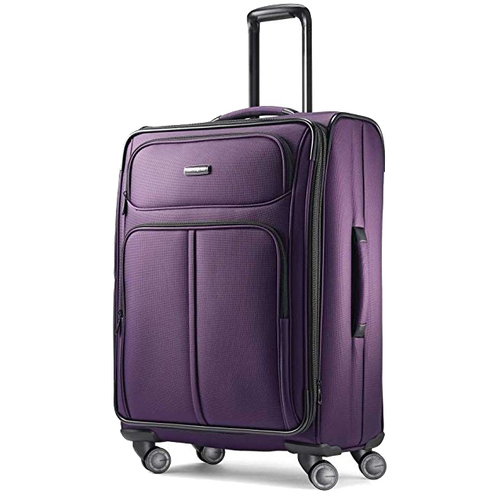 Samsonite Leverage LTE Spinner Luggage 25, Purple - 91998-1717