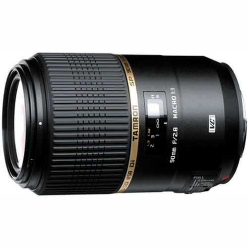 Tamron SP 90MM F/2.8 DI MACRO 1:1 VC USD For Canon EOS Refurbished
