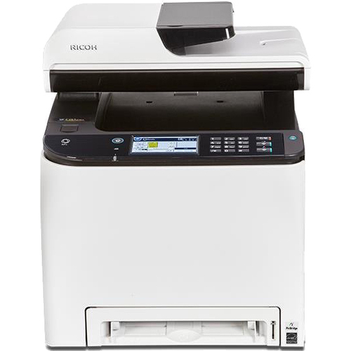 Ricoh SP C261SFNw A4 Color Laser Multifunction Printer with Wi-Fi, Up to 21 ppm