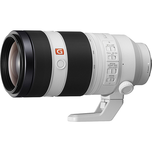 Sony FE 100-400mm f/4.5-5.6 GM OSS Full Frame E-Mount Lens (OPEN BOX)