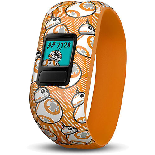 Garmin Vivofit jr. 2 - Stretchy BB-8 - Activity Tracker for Kids 010-01909-21