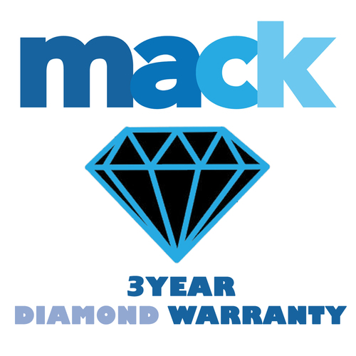 Mack 3 Year Diamond Warranty Certificate for Computers/Desktop Priced $1,000 TO 1,500