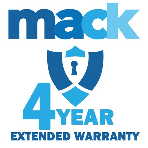 Mack 4 Year Extended Warranty for Camcorders & Projectors valued up to $500 *1044*