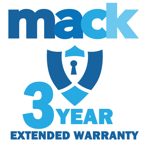 Mack In-Home Three Year Extended Warranty Certificate (TVs up to $1250)**1082