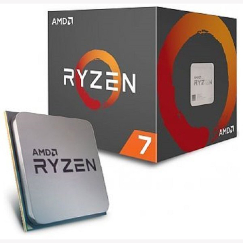 AMD Ryzen 7 1700 Processor with Wraith Spire LED Cooler - YD1700BBAEBOX