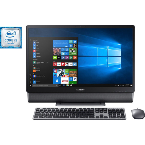 Samsung 23.8` Intel Core i5, 12GB RAM All-in-One TouchScreen Computer (OPEN BOX)