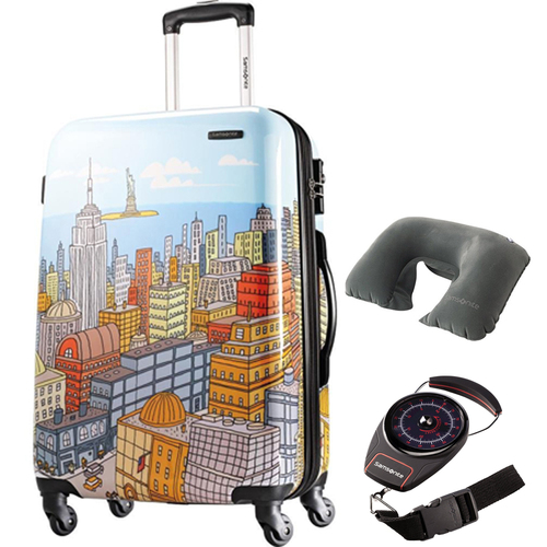 Samsonite Cityscapes 28` Hardside Spinner with Traveling Bundle