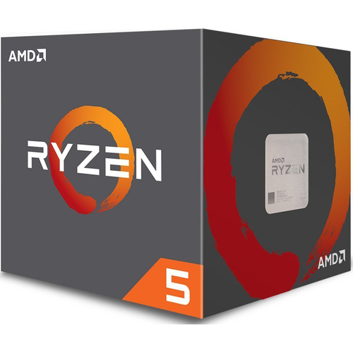 AMD RYZEN 5 1500X 3.5G 8MB 65W WITH WRAITH SPIRE COOLER