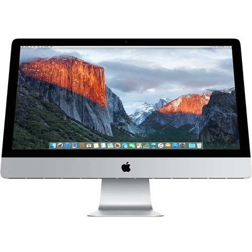 Apple 27` iMac with Retina 5K Display (FK472LL/A) Refurbished