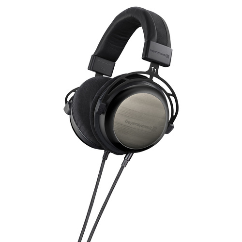 BeyerDynamic T1 Second Generation Stereo Headphone (Special Edition Black) (718564)