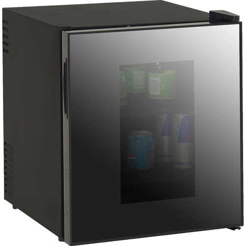 Avanti 1.7-Cu F Superconductor Beverage Cooler w/ Mirrored Finish Glass Door (OPEN BOX)
