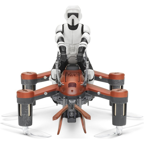 Propel Star Wars Quadcopter Drone 74-Z Speeder Bike Battle Quad (OPEN BOX)