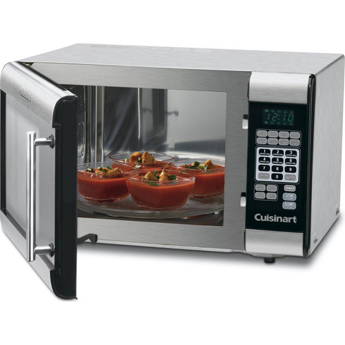 Cuisinart Stainless Steel Microwave (CMW-100) 1 Cu. Feet