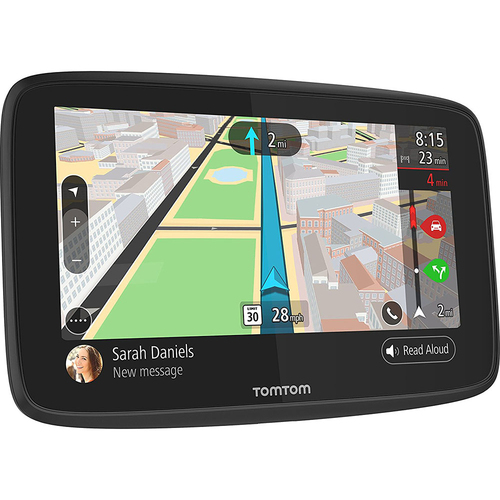 TomTom GO 620 GPS 6` Touch Screen (OPEN BOX)