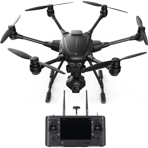 Yuneec Typhoon H RTF Hexacopter Drone with CGO3+ UHD 4K Camera - YUNTYHCUS