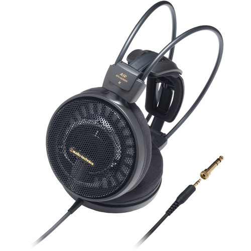ATH-AD900X Audiophile Open-Air Headphones (Black)