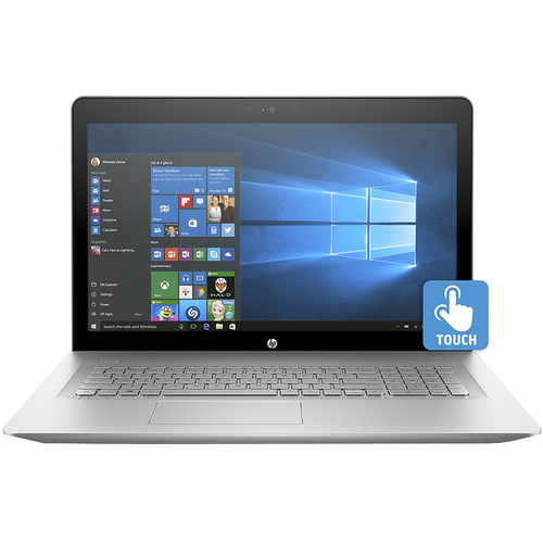 Hewlett Packard 17-U110NR ENVY 17` Intel i7-7500U 12GB RAM, 1TB Laptop - W2K90UA#ABA Refurbished
