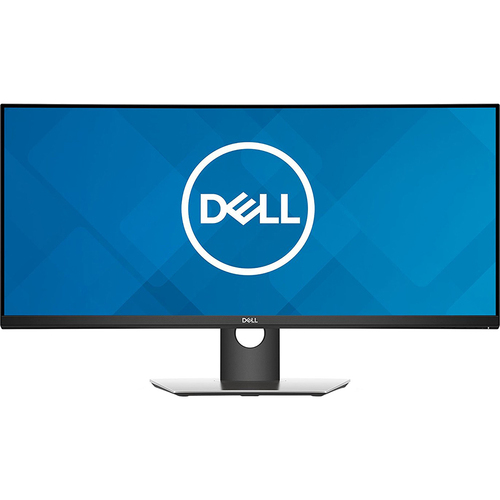 Dell 34.1` Edge WLED LCD Curved Monitor - P3418HW