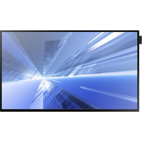 Samsung 32'' 1080p Full HD LED-Backlit LCD Flat Panel Smart Display in Black - DB32E