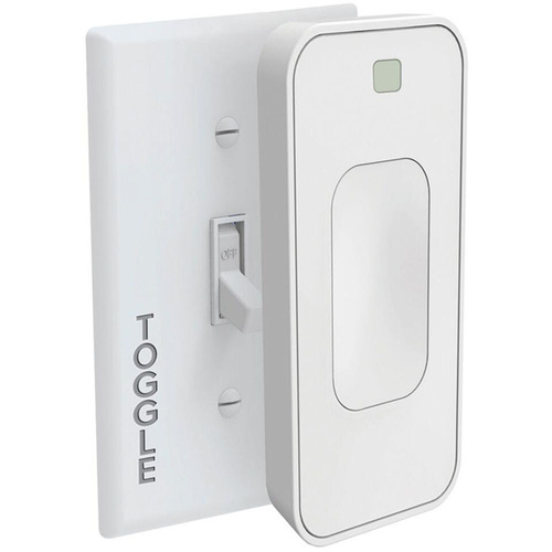 Switchmate Motion Activated Instant Smart Light Switch Toggle That Listens 3.0 (White)