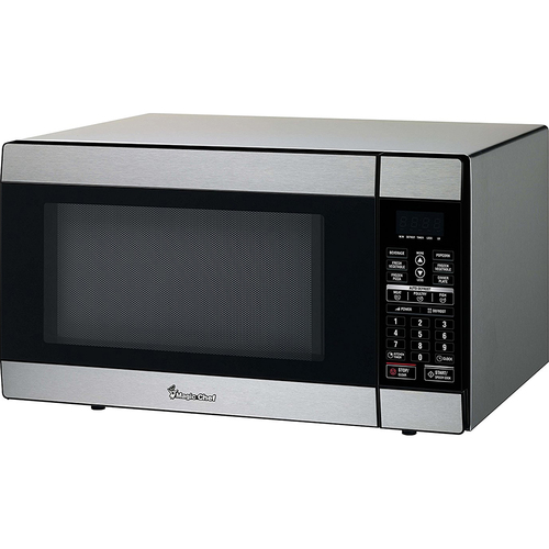 Magic Chef 1.8 Cu Ft Countertop 1100 Watt Digital Touch
