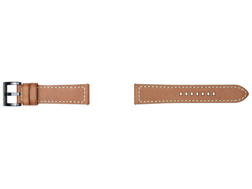 Samsung Gear S3 Tuscany Leather Strap (22m) - Tan - GPR765BREEEAC