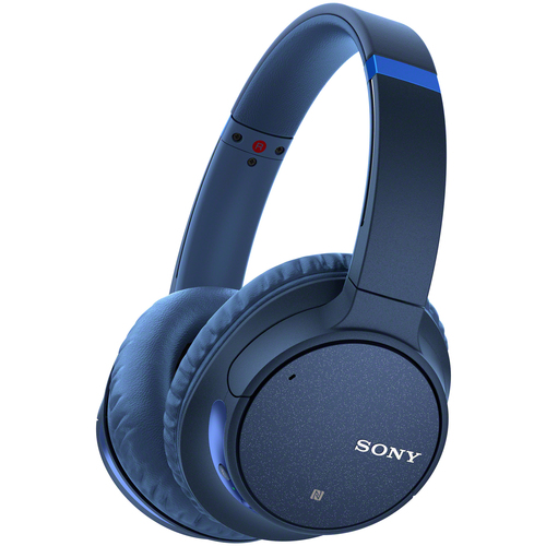 Sony WH-CH700N Wireless Noise Canceling Bluetooth Headphones  - Blue WHCH700N/L