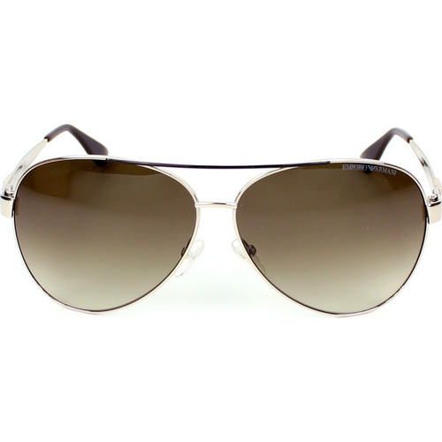 Emporio Armani Light Gold Brown (CC brown gradient lens)
