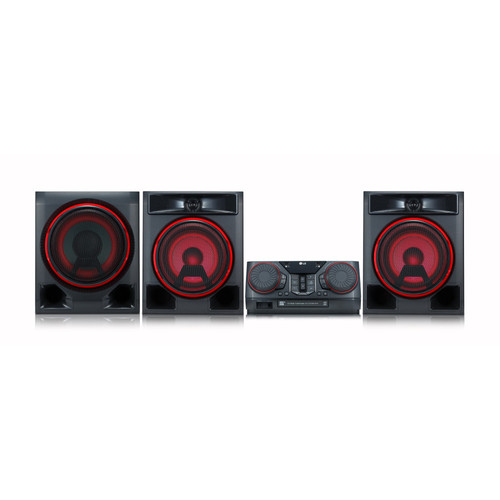 CK57 1100W Hi-Fi Bluetooth Speaker System w/ Karaoke Creator - (CK57)