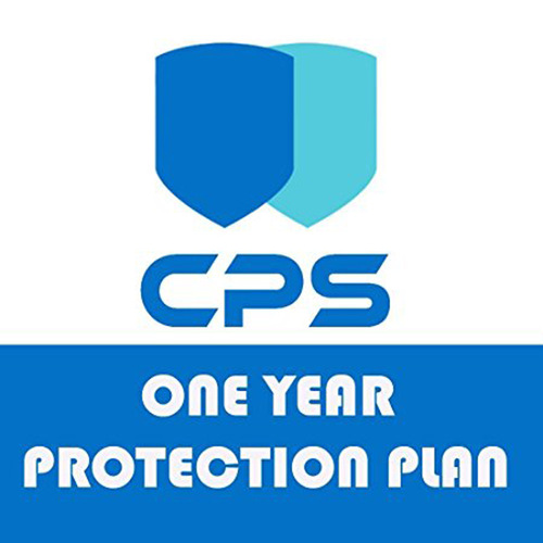 CPS 1 Year Extended Warranty for Products Valued From $8000 - $13,500