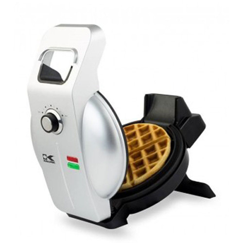 Kalorik Easy Pour Sloped Waffle Maker with No-spill Technology, WM 43981 S