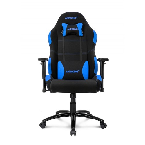 AKRacing Core Series EX Wide Gaming Chair - Black/Blue