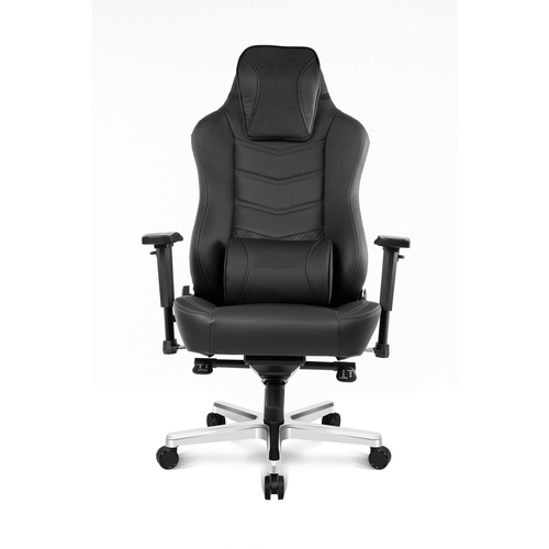 Office Series Onyx Deluxe Leather Desk Chair
