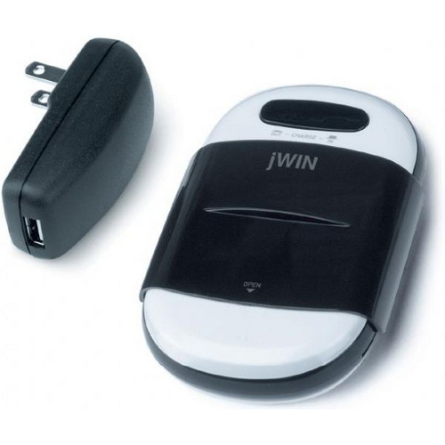 jWIN 2-Way AC/DC Rapid USB Charger