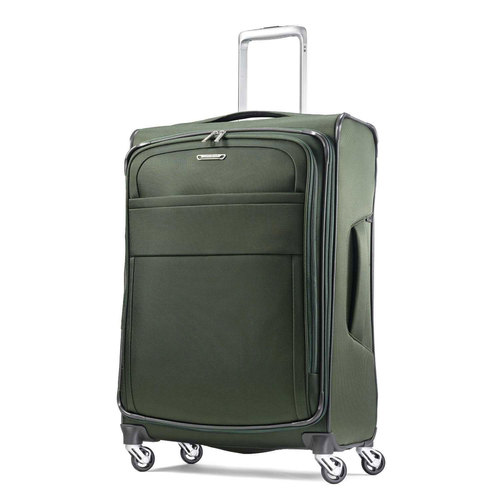 Samsonite 25` Eco-Glide Expandable Spinner Luggage - Cactus/Camo Green