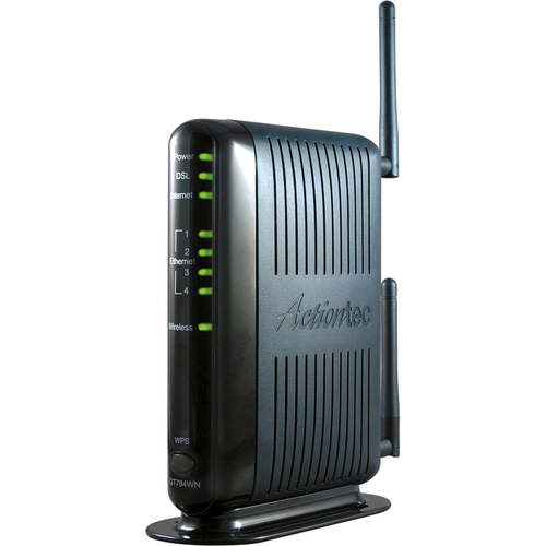 Actiontec 300 Mbps Wireless N ADSL Modem Router - (OPEN BOX)