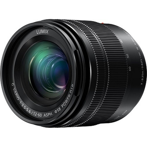 Panasonic LUMIX G VARIO 12-60mm F3.5-5.6 ASPH. Power OIS Lens (OPEN BOX)
